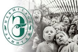 Logo hermitage children